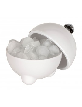 Ice bucket IceBoul White soft touch