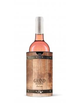 Tube refroidisseur à vins & Champagne Wood