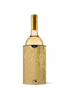 Tube wine & Champagne cooler Gold