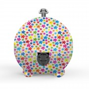 - New - Bag-in-Box drinks dispenser Laboul 3L Happy Flowers