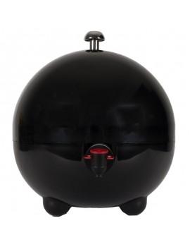 MaxiBoul 5L Glossy Black
